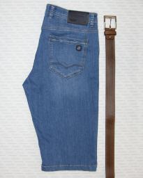 Шорты джинсовые мужские Lacarino 4494 (батальные размеры)