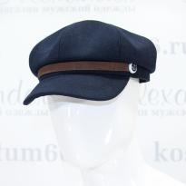 Мужская демисезонная кепка Cap Dnavi-K (капитанка)