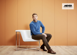 MEYER - брюки настоящего немецкого качества