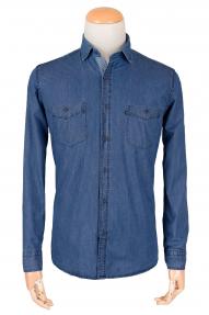 Рубашка мужская Erten (арт.02396) Батал