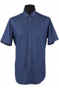 Рубашка муж. Erten 02396 Норма (синий)