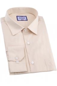 Сорочка мужская Bazzelli 0300-CRC 2021(светло-бежевый)