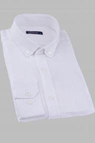 Сорочка мужская MENNSLER 061050 02 Норма (белый)