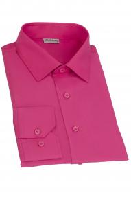Сорочка мужская Genus Glad 078 (розовый), приталенная