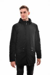 Куртка демисезонная Scanndi CM29095 (черный)