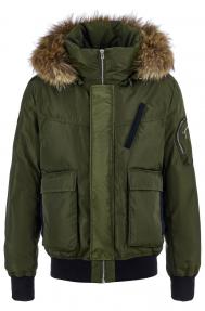 Куртка мужская утепленная SCANNDI DM 19029 (разные цвета)
