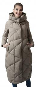 Куртка женская Scanndi (бежевый) CW19330 Зима