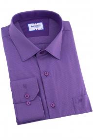Сорочка мужская Bazzelli 1092-12CRC (фиолетовый)