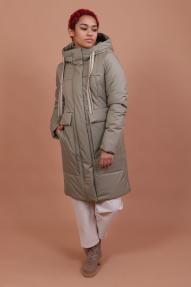 Пальто женское Jane Sarta 116 (лягушка в обмороке)