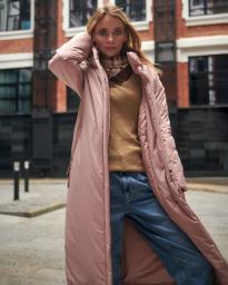 Пальто женское Jane Sarta 118 (фламинго)