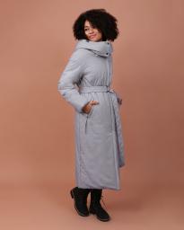 Пальто женское Jane Sarta 118 (голубой)