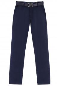 Брюки мужские Brioni 1190 (тёмно-синий)