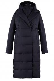 Пальто женское Jane Sarta 132 (чёрный)