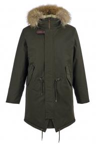 Куртка мужская утепленная SCANNDI CM19089 хаки