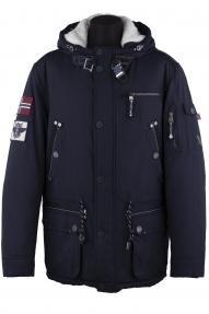 Куртка-парка муж. Fergo 15-17-0510 (синий)