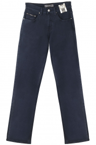 Джинсы мужские BOSS 158-11(тёмно-синий)