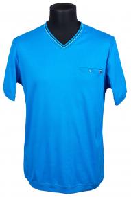 Футболка Masimar 16454 (голубой)