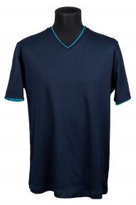 Футболка Masimar 16456 (темно-синий)