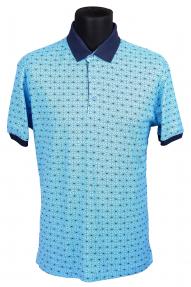 Перуанка Masimar 16540 (голубой с принтом)