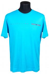 Футболка Masimar 16685 (голубой)
