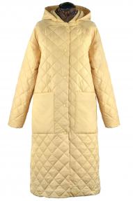 Пальто женское Jane Sarta 167 (Шафран)