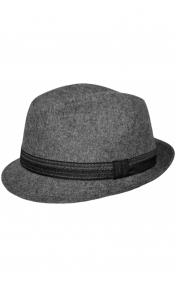 Шляпа AIS COLLEZIONI (серый)
