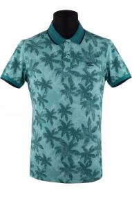 Рубашка поло мужская Pepe jeans 1785 (зелёный)