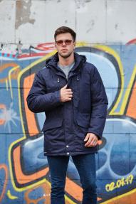 Куртка мужская Scanndi (темно-синий) CMS19203