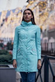 Куртка женская Scanndi (мятный) BW29090 Весна/Лето