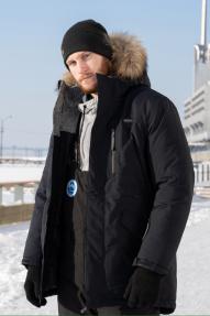 Куртка мужская LAPLANGER Торнадо/Loft/Top Arctic (чёрный)