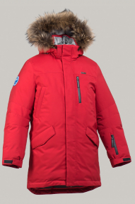 Куртка мужская LAPLANGER Торнадо/Loft/Top Arctic (красный)
