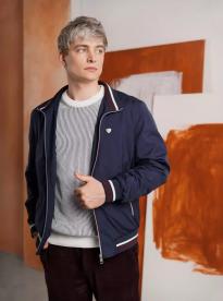 Куртка демисезонная муж. DTMD 2110 (темно-синий)