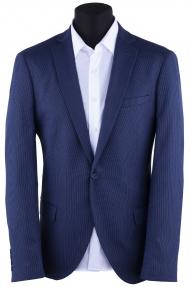 Пиджак мужской Slim Point 2020 (тёмно-синий)