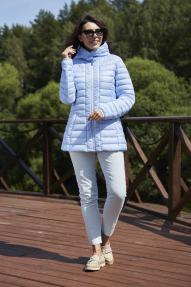 Куртка женская Scanndi (голубой) CW20200 Весна/Лето