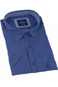 Cорочка мужская Erten 2021(синий джинс)