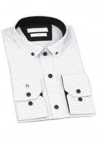 Сорочка мужская CARDUCHI 2022-33CRD (белый)