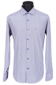 Рубашка Bazzelli мужская 2039-1CRC (клетка)