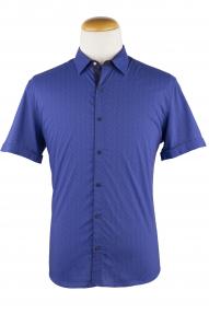 Рубашка муж. Semсo 20425-9939 (синий)