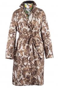 Пальто женское I.KOKAREVA 216 Красотка (коричневый)