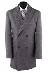 Пальто демисезонное «Alexander» М 228 (серый)