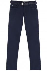 Джинсы мужские Brioni 2415 (тёмно-синий)