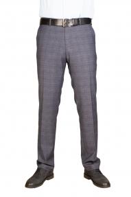Мужские брюки Claude 24342  (серая клетка)