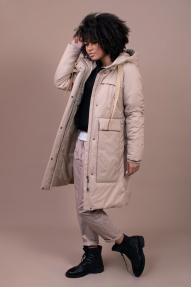 Пальто женское Jane Sarta 116 (молочный)
