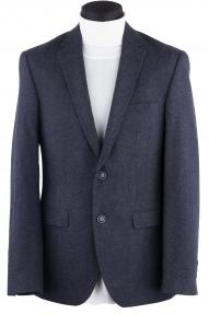 Пиджак мужской BAWER P 257-04 (тёмно-серый меланж)