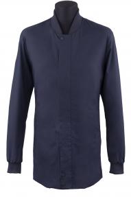 Куртка демисезонная мужская Scanndi 2873 (тёмно-синий)