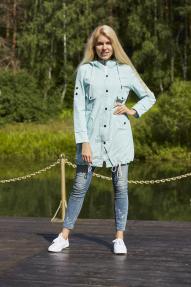 Куртка женская Scanndi (ментол) BW29010 Весна/Лето