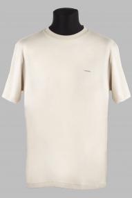 Футболка мужская VIGOSS B3124-03370 2020 (Бежевый) Батал