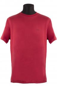Футболка мужская VIGOSS B3124-03370 2020 (Красный) Батал