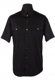 Сорочка мужская Masimar 3650 (чёрный)