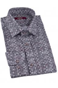 Сорочка мужская MCR 37153 (цветной принт)